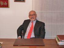 Il dottor Paolo Cattani