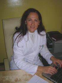 La dottoressa Arianna Bortolami
